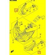 버그만125 BURGMAN125 윙카릴레이 38610-03F10-000