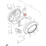 GV125(아퀼라125) 에어클리너 필터(순정)