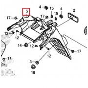 PCX125(18~19) 휀다(뒤) 80101-K97-T00