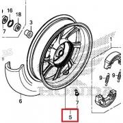 PCX125(18~19) 휠(뒤) 42650-K97-T00ZA