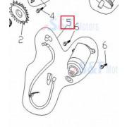 에디(ES50) 커플(SW50) HN50(뉴티) 비너스(4T) 스타터모터Assy(도입)
