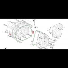 CB115(베스트) 클러치커버가스켓(RH)