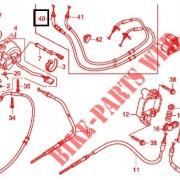 벤리110(BENLY110)(16년~) 스롯틀케이블(순정) 17910-KZP-601