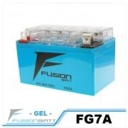 FG7A YTX7A-BS 밀폐형 밧데리  FUSION 밧데리