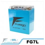 FG7L YTX7L-BS YTZ8V 밀폐형 밧데리  FUSION 밧데리