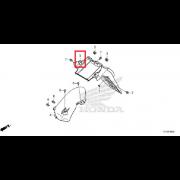 PCX125(21년~) 휀다(뒤) 80101-K1Y-D10
