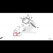 PCX125(21년~) 머드가드(뒤) 80103-K1Z-J10