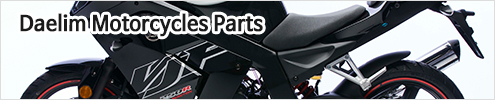 Daelim Motorcycles Parts